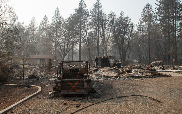 As Wildfires Get Bigger and Deadlier, Insurance Is Harder to Find
