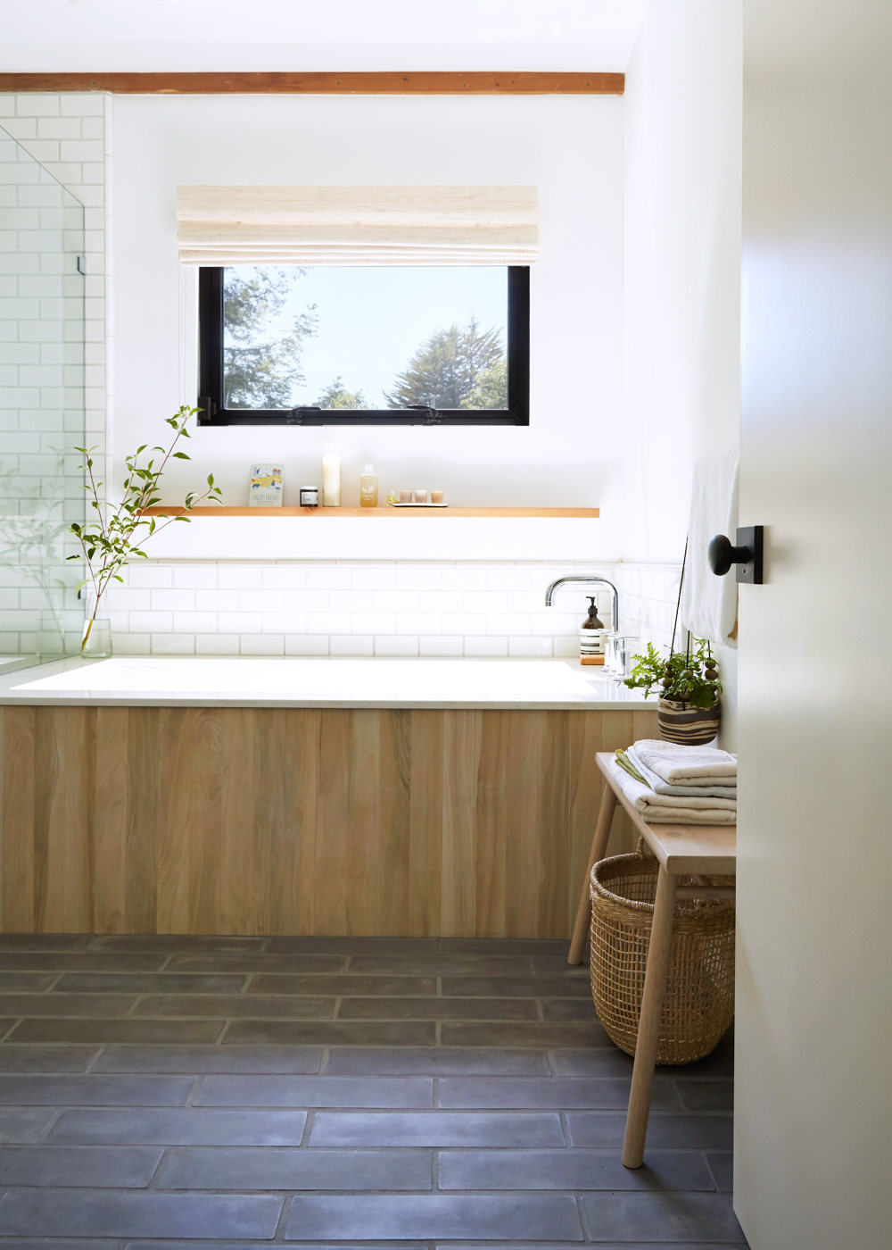 Bathroom of the Week: A Spa-Like Sanctuary in a Sonoma County Cottage