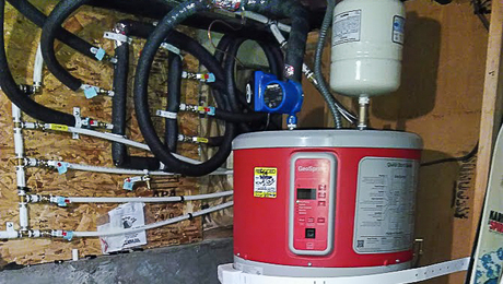 Help for an Ailing Water Heater