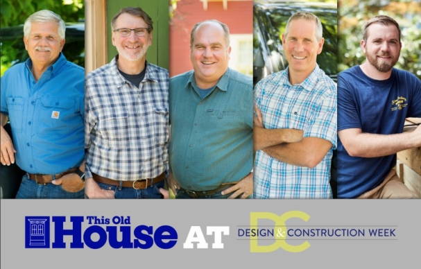 Join This Old House at Design & Construction Week in Las Vegas!