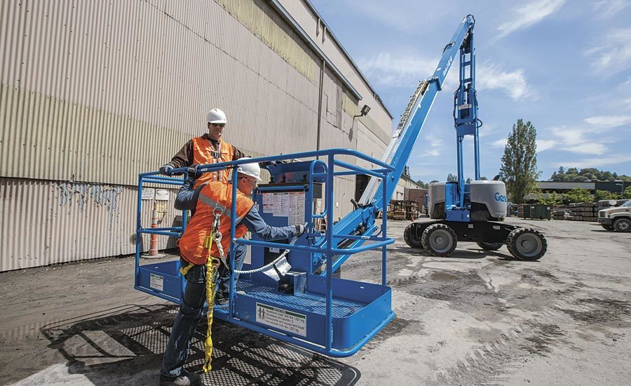 10 Safety Tips For Operating Aerial Work Platforms