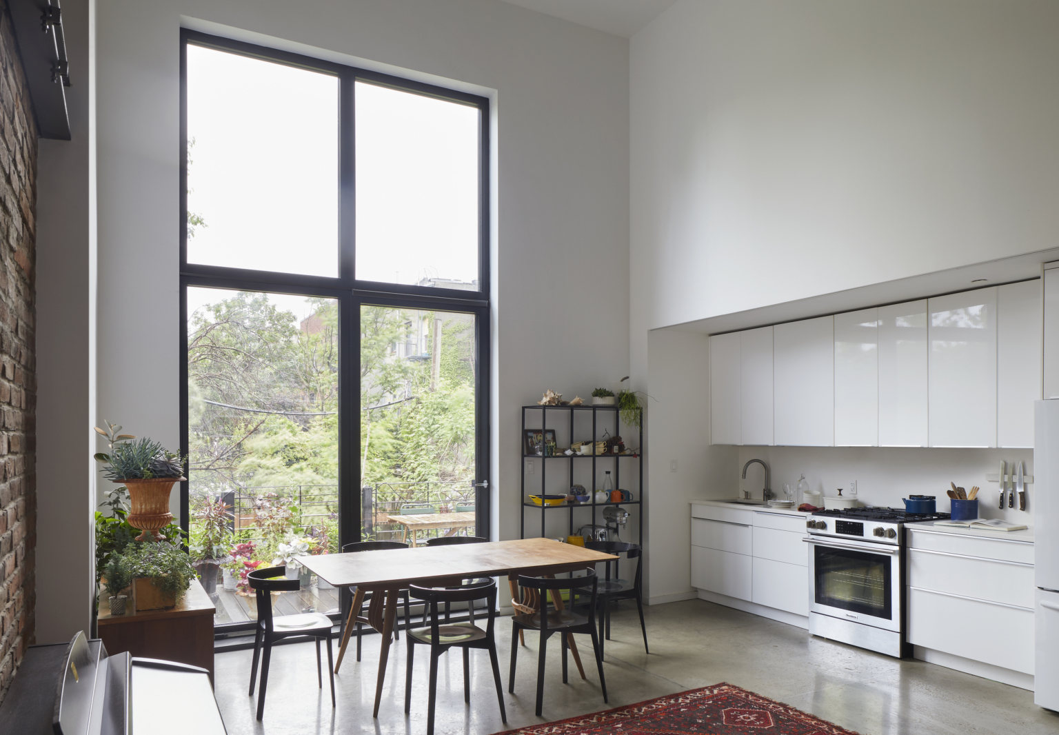 A Flood-Proofed Brooklyn Rebuild on a Budget, Ikea Kitchen Included
