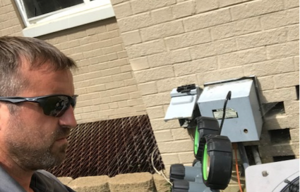 Profile: Jeff Covington, Clean Air Technologies, Richmond, VA