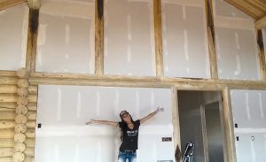 Women in Drywall: Brittany Luly