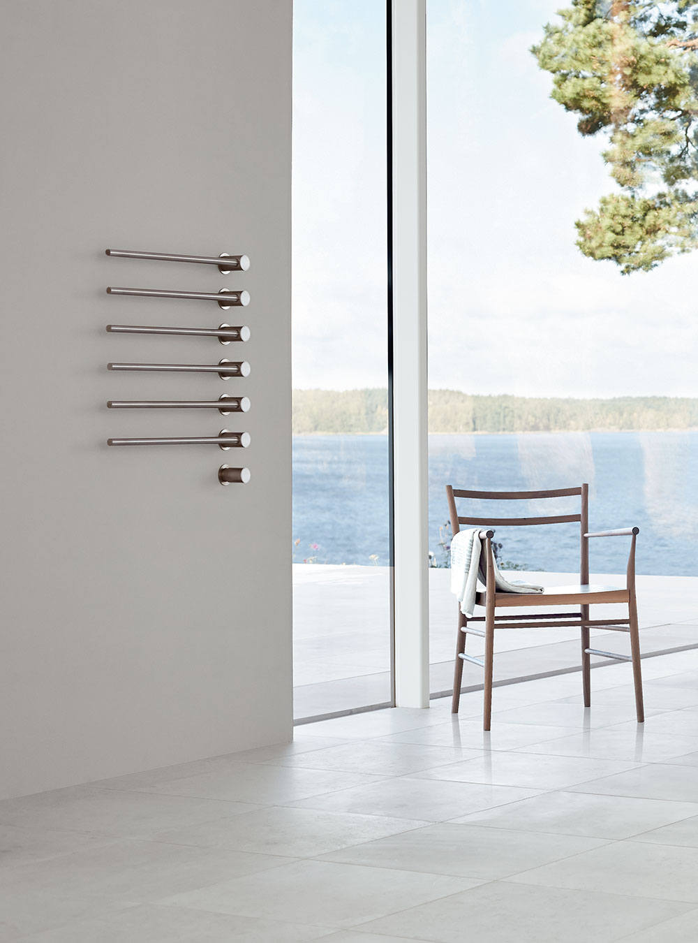 10 Easy Pieces: Electric Towel Warmers