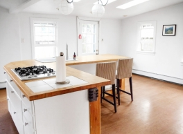 Before and After Kitchen: Vintage Charmer