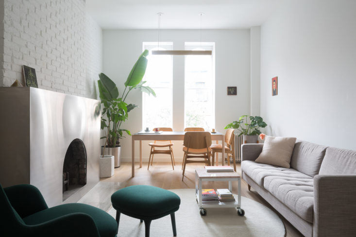 Beneath the Surface: A Petite Manhattan Apartment with a Surprising Amount of Storage (and Small-Space Tricks)