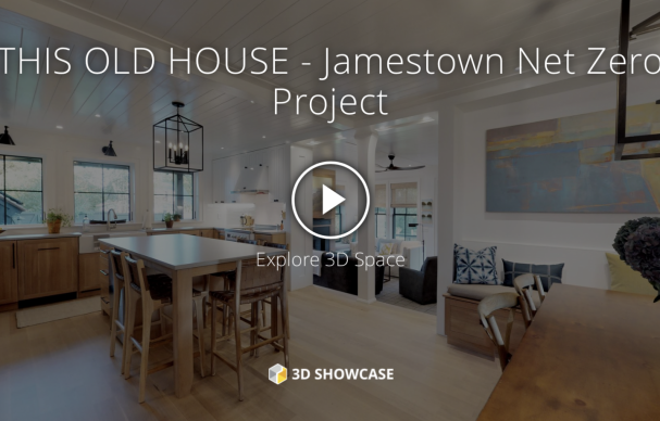 Jamestown Net-Zero House | 360° Interactive Tour