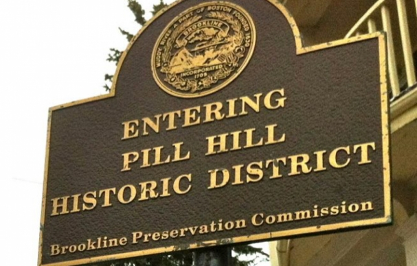 Behind the Scenes: Brookline's Pill Hill