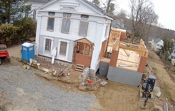 Behind the Scenes: New Canaan Idea House
