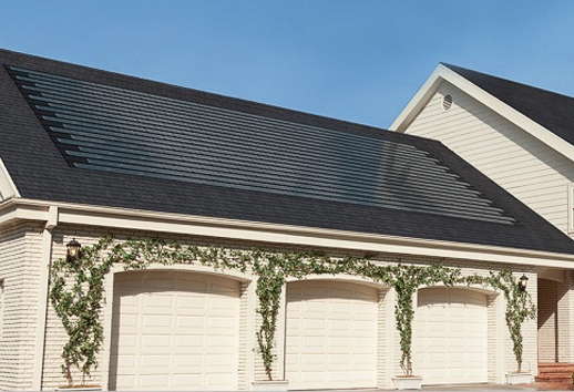 Dow's Solar Shingle Technology Finds a New Home