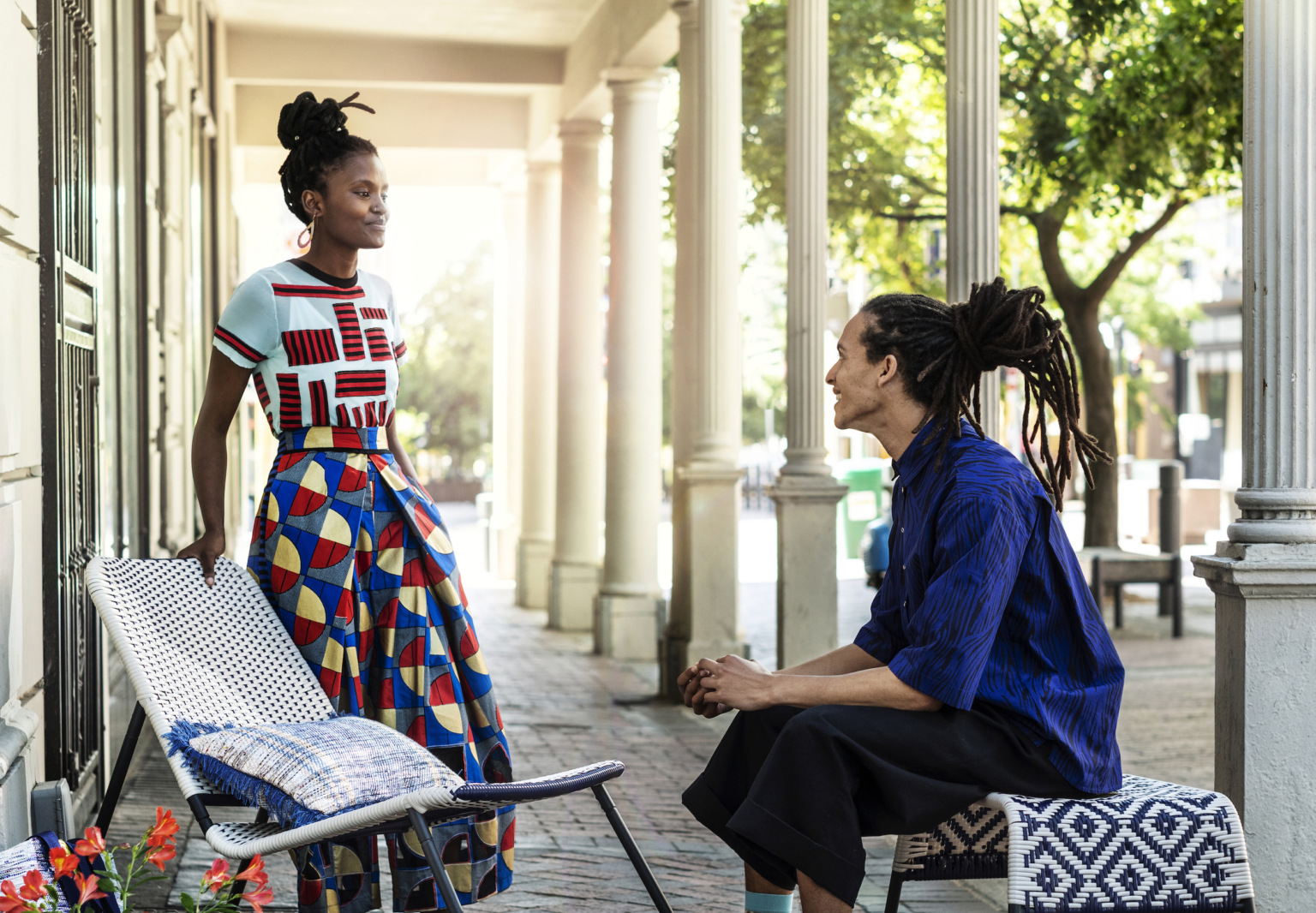 Introducing Overallt: Ikea's New Collection with Artists from Five African Countries