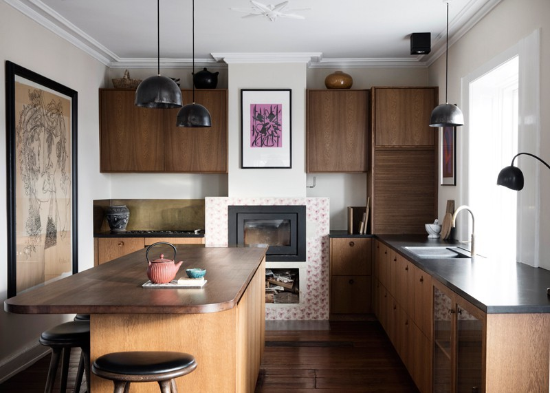 Kitchen of the Week: Art and Soul in a Copenhagen Kitchen