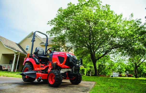 All About Sub-Compact Tractors