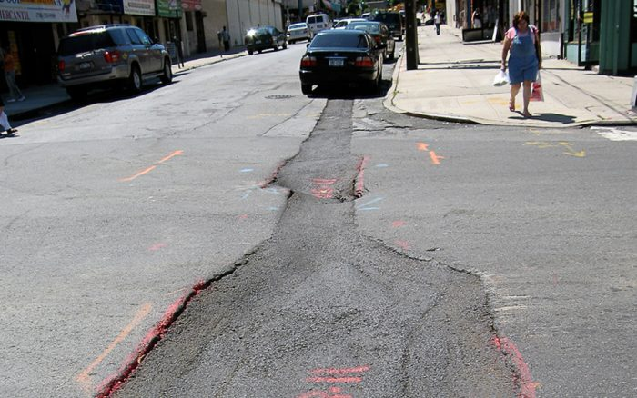 Electric Cars Could Make America's Crumbling Roads Even Worse