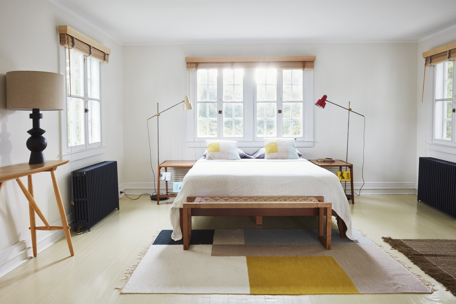 Steal This Look: An Idiosyncratic French Mod Bedroom in Bellport, NY