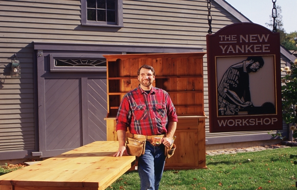 TOH INSIDER | Enter for a Chance to Visit the New Yankee Workshop