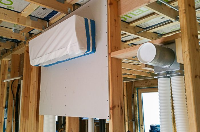 Urban Rustic: Choosing and Installing a Ductless Minisplit
