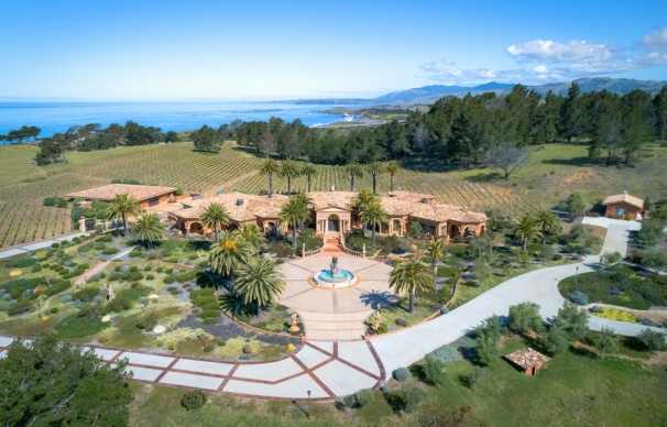 $60 Million California Mansion with Vineyard | FOR SALE