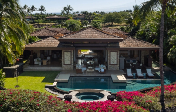 Hawaii Vacation Home, Designed and Decorated by Cher | FOR SALE