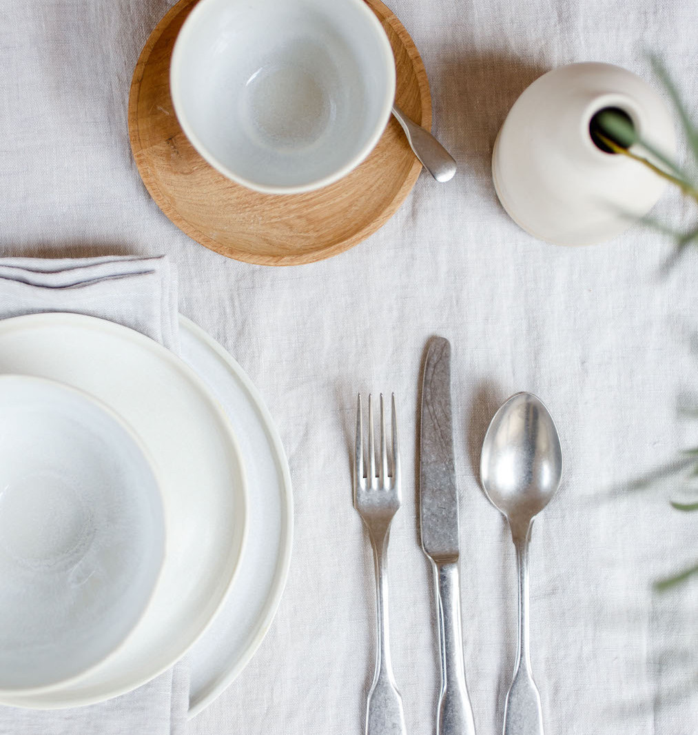 Object of Desire: Artful (and Affordable) Pre-Distressed Flatware