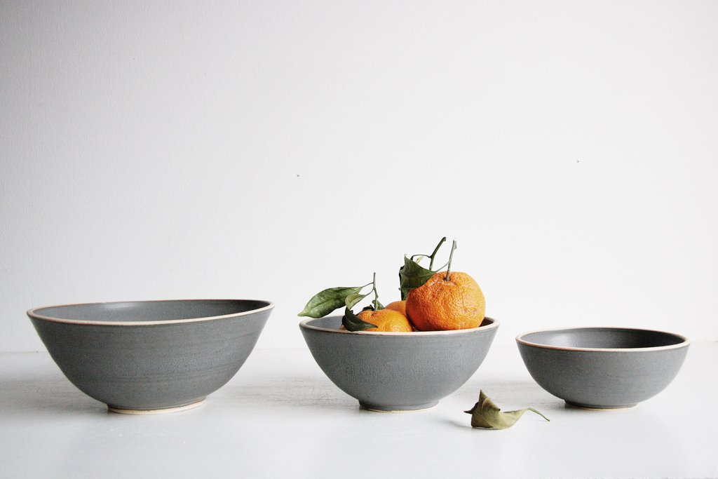 8 Favorites: Artful Ceramic Nesting Bowls