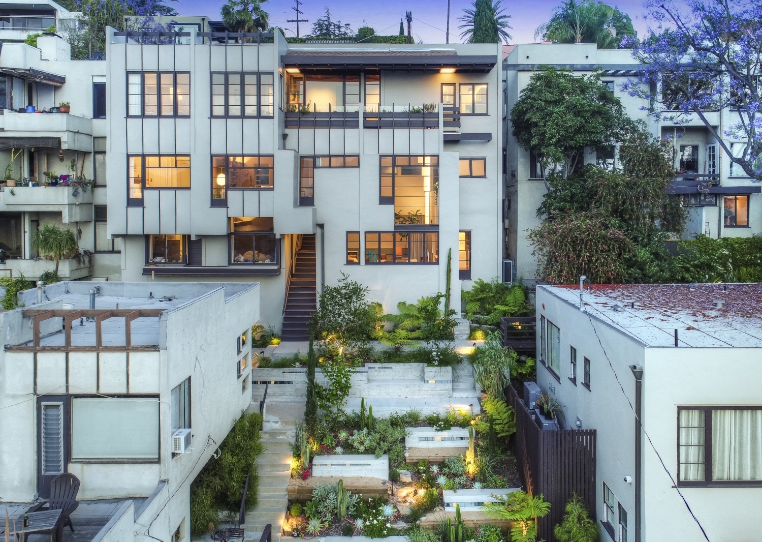 LA Stories: A Rudolph Schindler Apartment in Silver Lake, Lovingly Restored (and Now Ready for Stays)