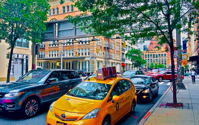 New York Gets Serious About Traffic