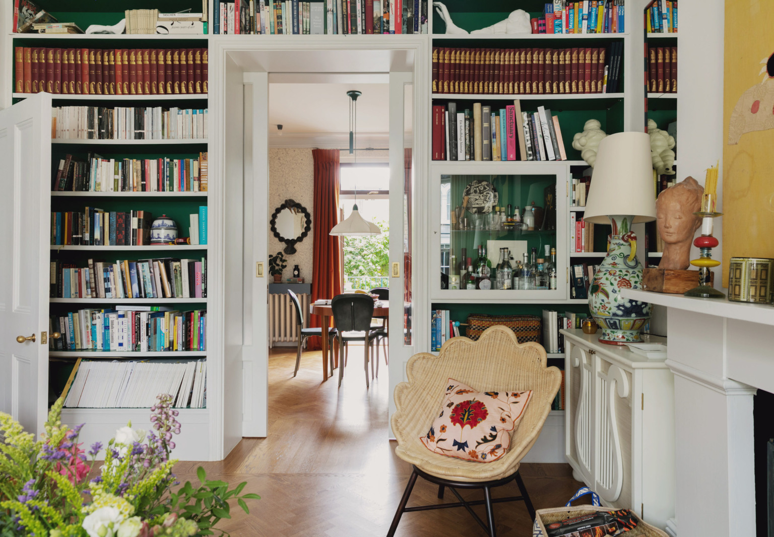 A Rising Star's Spirited London Home: 'Every Room Should Sing!'