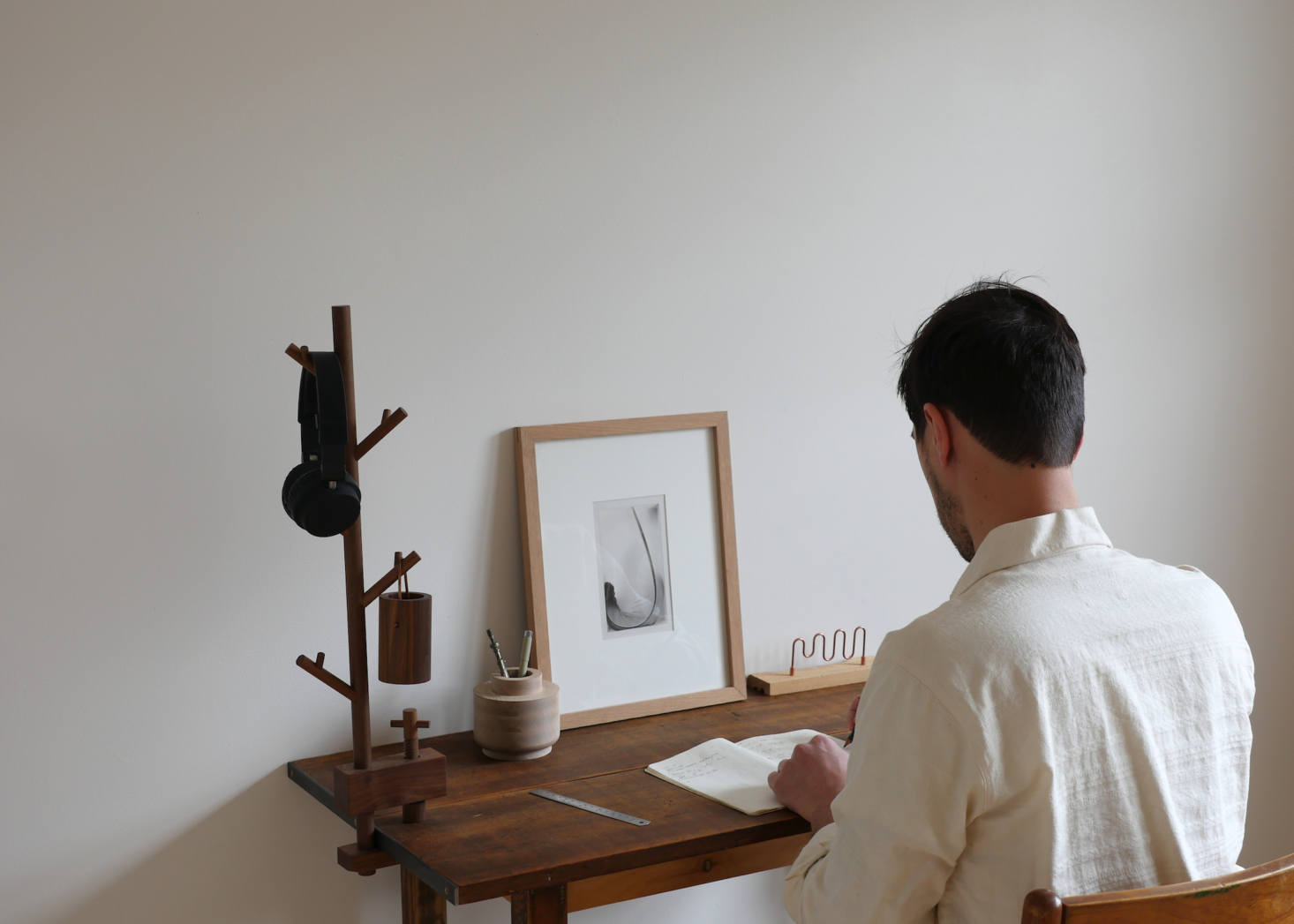 Accordance with Nature: Thoughtful Wood and Metal Goods by a Self-Taught Maker
