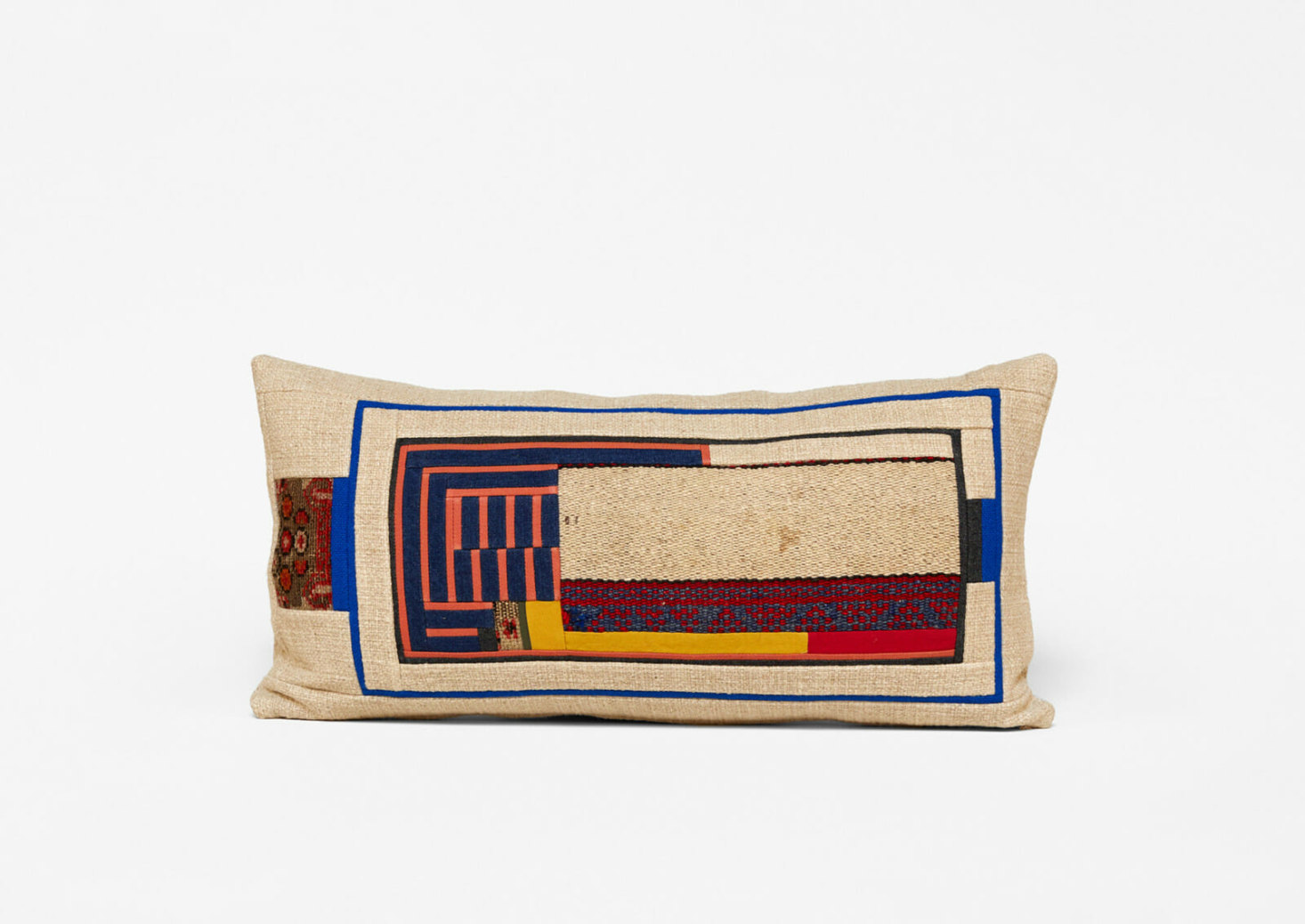 Crazy Beautiful: Adam Pogue's Hand-Stitched Pillows and Textiles Inspired by Korean Pojagi