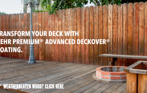 How to Give Your Wood Deck a Much-Needed Makeover