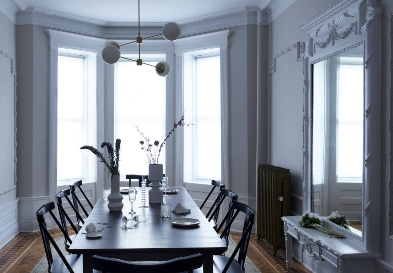 Plot Twist: An 1899 Brooklyn Brownstone Re-Staged by a Designer on the Rise