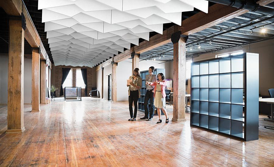 Product Focus on Ceilings
