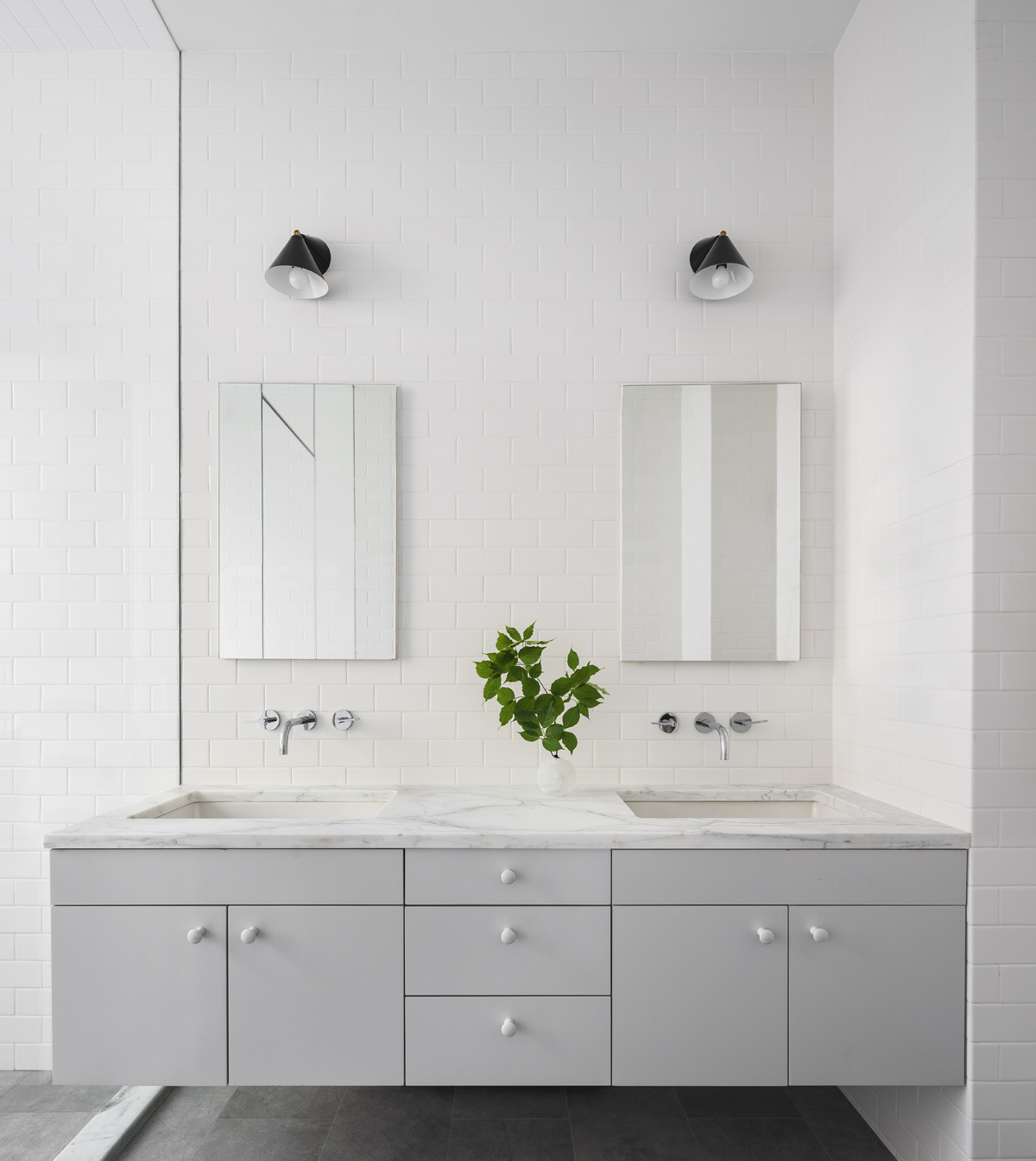 Steal This Look: A Serene Spa-Like Bathroom in Manhattan
