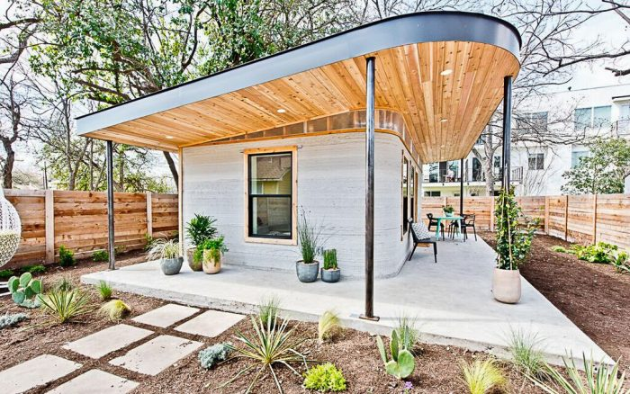 Tech Company Promises a Village of Printed Houses