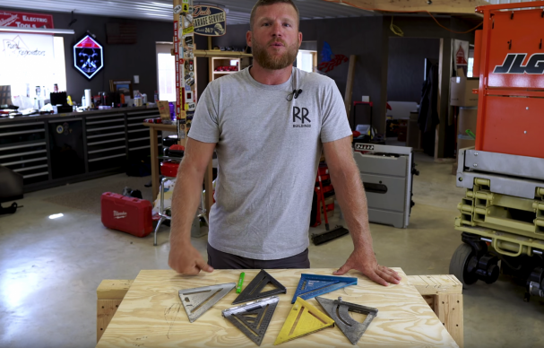 Tips and Tricks for Using a Rafter Square