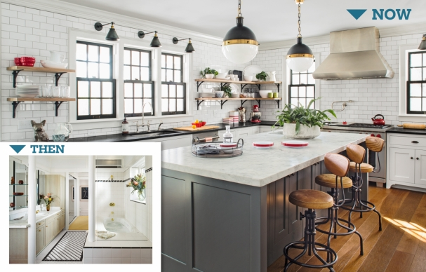 40 Years of Kitchen and Bath Remodel Trends
