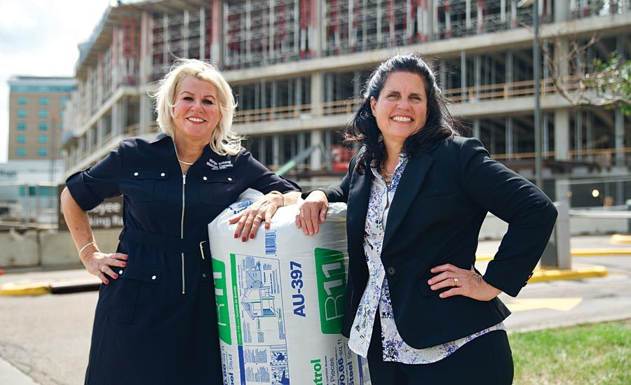 Female Leaders Uprooting Norms in the Construction Industry