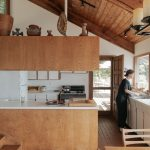 A Multigenerational Family's Cabin Retreat, Unchanged by Time