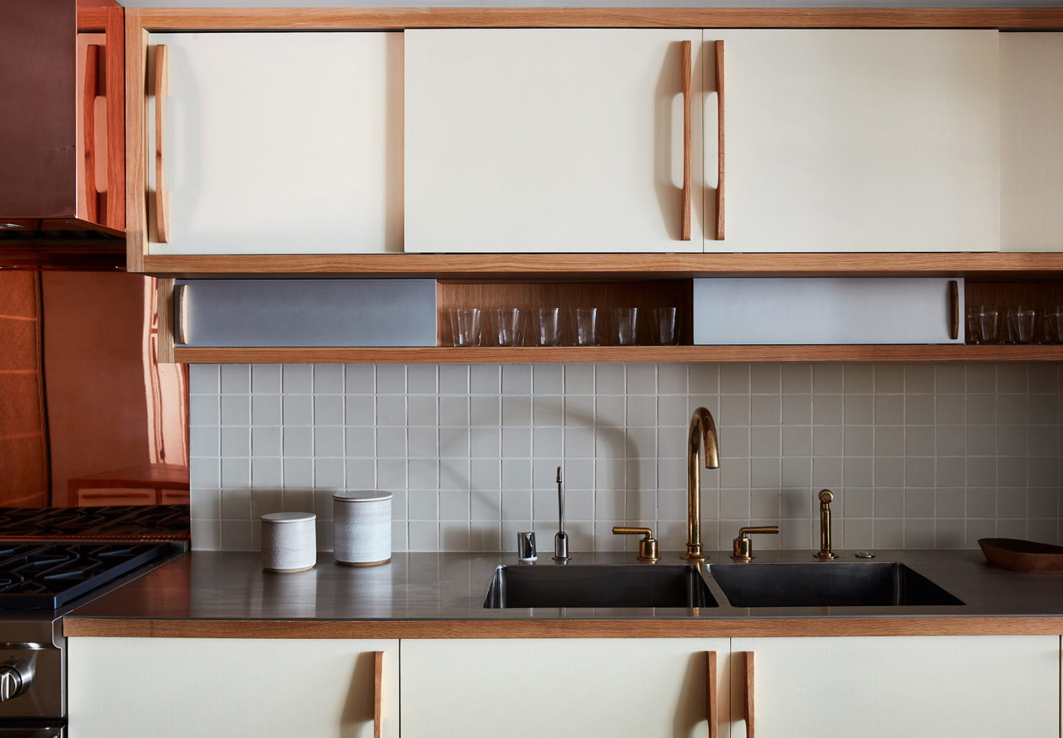 Kitchen of the Week: French Mid-Century Style in Santa Monica