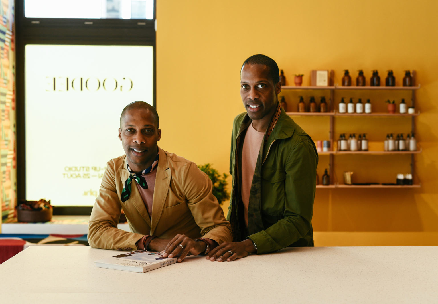 Oh, Goodee! Byron and Dexter Peart's New Essentials for the Home