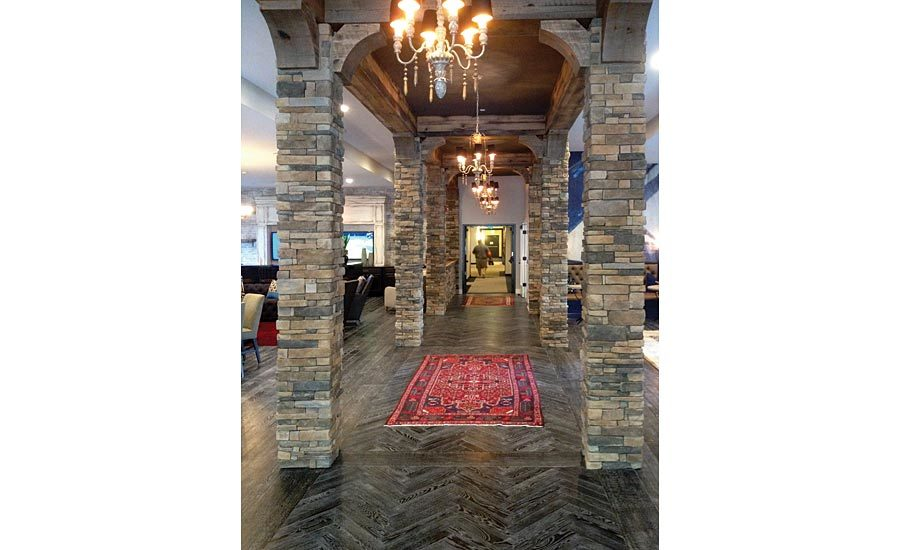 Stone Veneer Presents a Rock-Solid Advantage