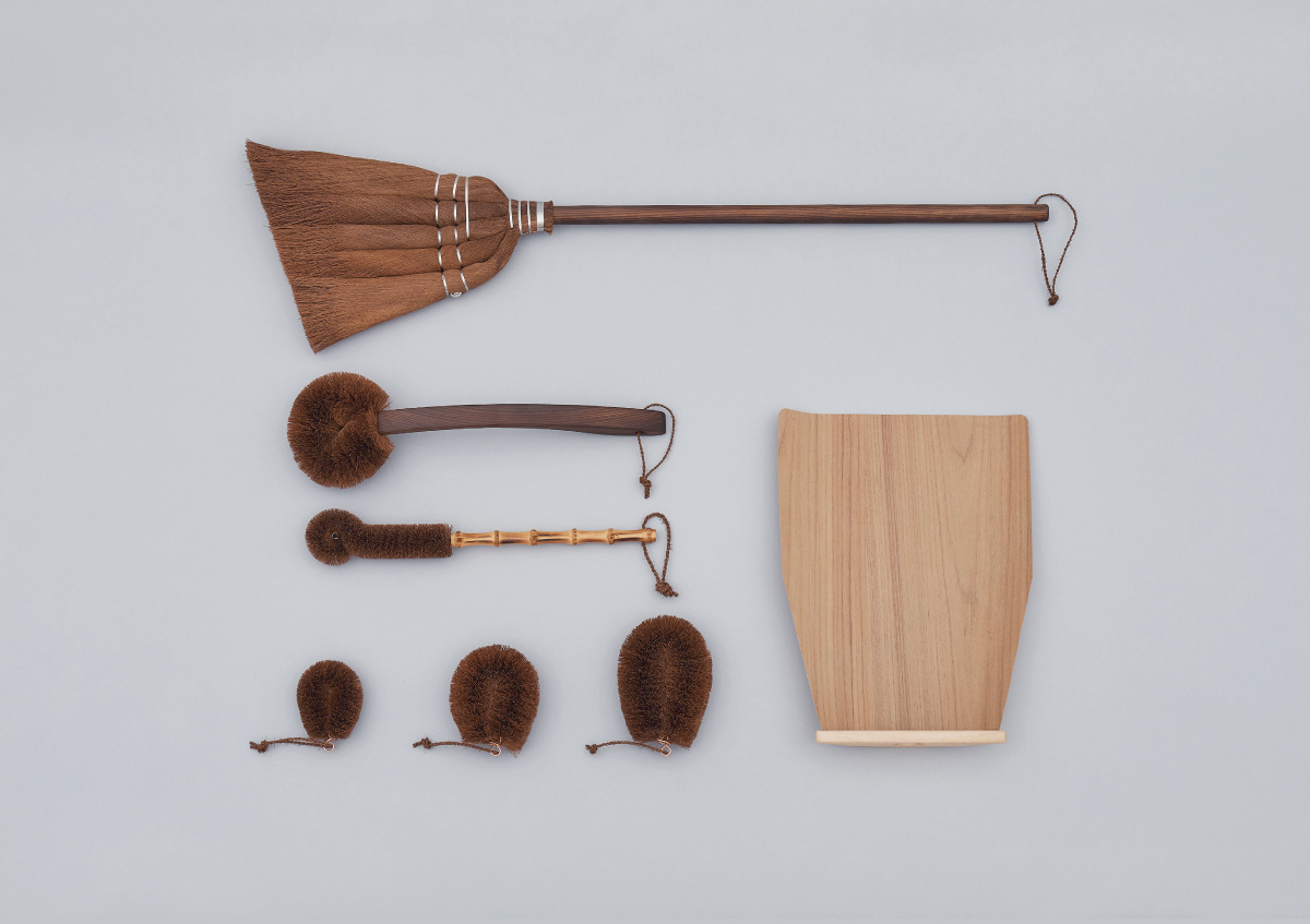 Domestic Science: Handmade Brushes from Takada Tawashi
