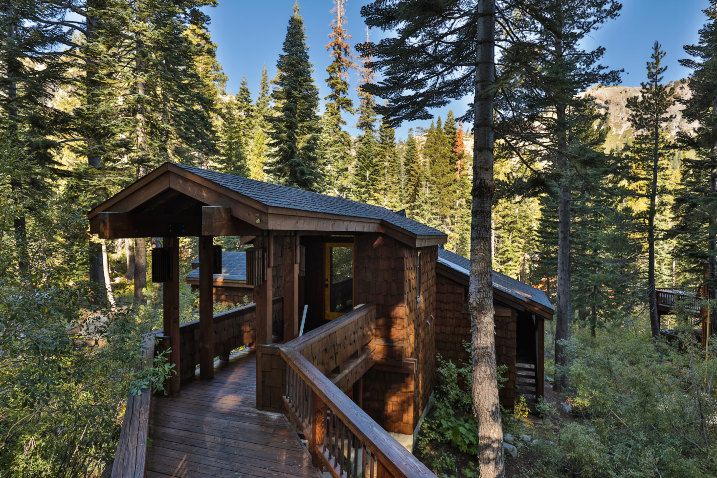 Enter to Win a Weekend Stay at a Mountainside Cabin in Tahoe, Redone by Heath Ceramics