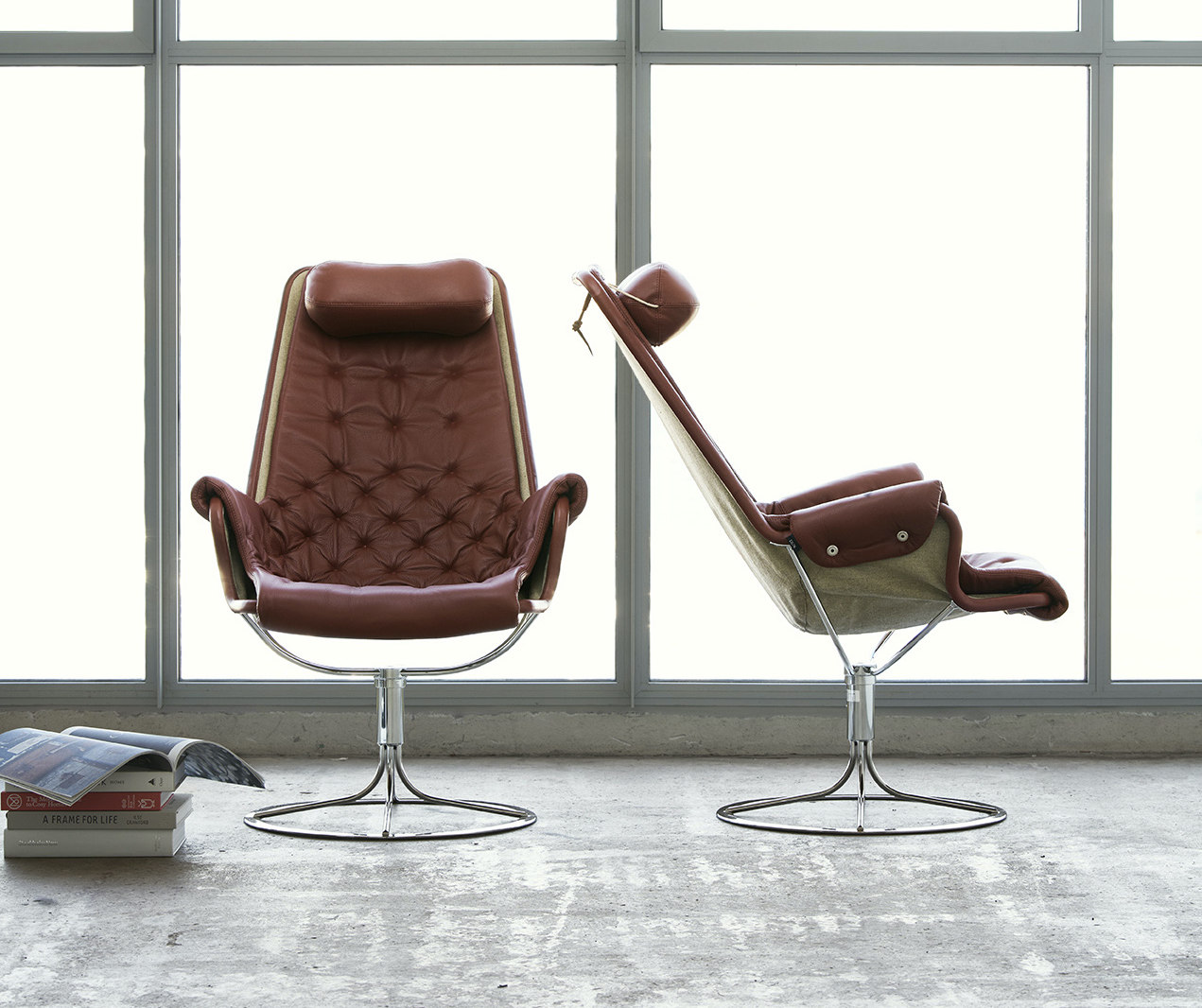 Object Lessons: The Iconic Swedish Jetson Chair, Now Available in the US