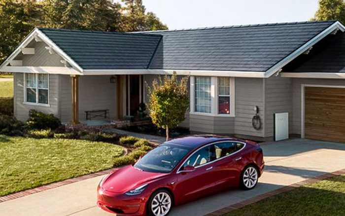 Tesla Unveils Another Version of Its Solar Roof
