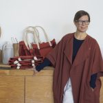 Enter to Win a Leather Tote (Worth $450) Designed by Cathy Bailey for Heath Sews Studio