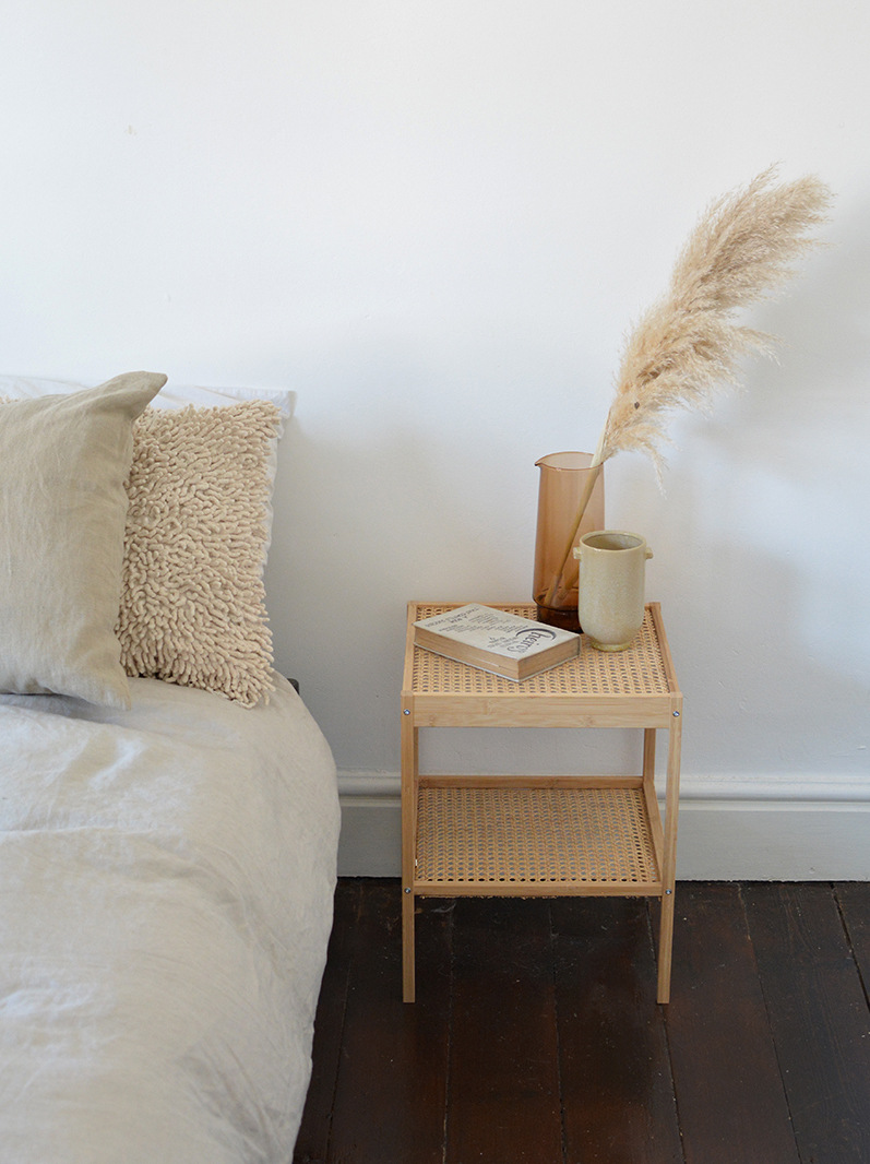 8 Economical DIY Rattan Projects Featuring Readymade Cane and Ikea Furniture