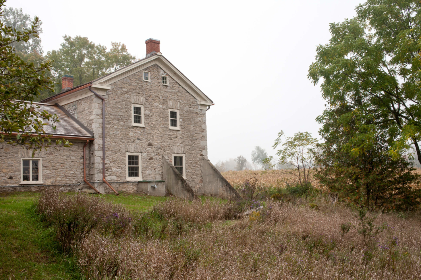 An Antique Stone House Revived, from John and Juli Baker of Mjolk in Toronto